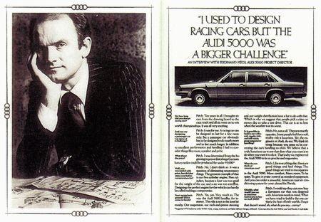 [Audi][Audi 5000][ad][Helmut Krone]