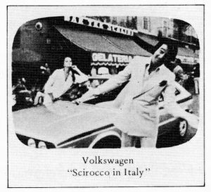 Scirocco in Italy