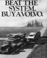[VOLVO][1971]BEAT THE SYSTEM. BUY A VOLVO.