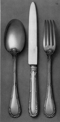 Neoclassical, Louis XVI style ルイ16世新古典様式