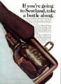 [Chivas Regal][1967]If you're going to Scotland, take a bottle along.