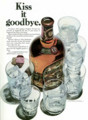 [Chivas Regal][1966]Kiss it goodbye.