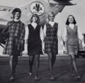 [American Airlines][Joan Glynn]Stewardess outfits