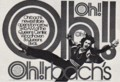 [1973][Ohrbach's][Robert Levenson][Helmut Krone]Ohrbach's newest store opens tomorrow, 9:54 A.M. at The Queens Center, Woodhaven & Queens Blvds.