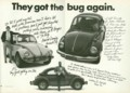 [1973][VW][Mike Mangano][Charles Piccirillo]They got the bug again.
