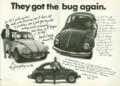 [1973][VW][Mike Mangano][Charles Piccirillo]They got the bug again.