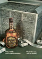 [1976][Chivas Regal]Give a bottle and be highly esteemed. Or give the case. And be revered.