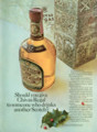 [1963][Chivas Regal]Should you give Chivas Regal to someone who drinks another Scotch?