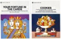 "[John Alcorn][Signet]""YOUR FORTUNE IN THE CARDS"" by Lucina Michaels, ""COOKIES"" The Woman's Home Companion Cook Book"