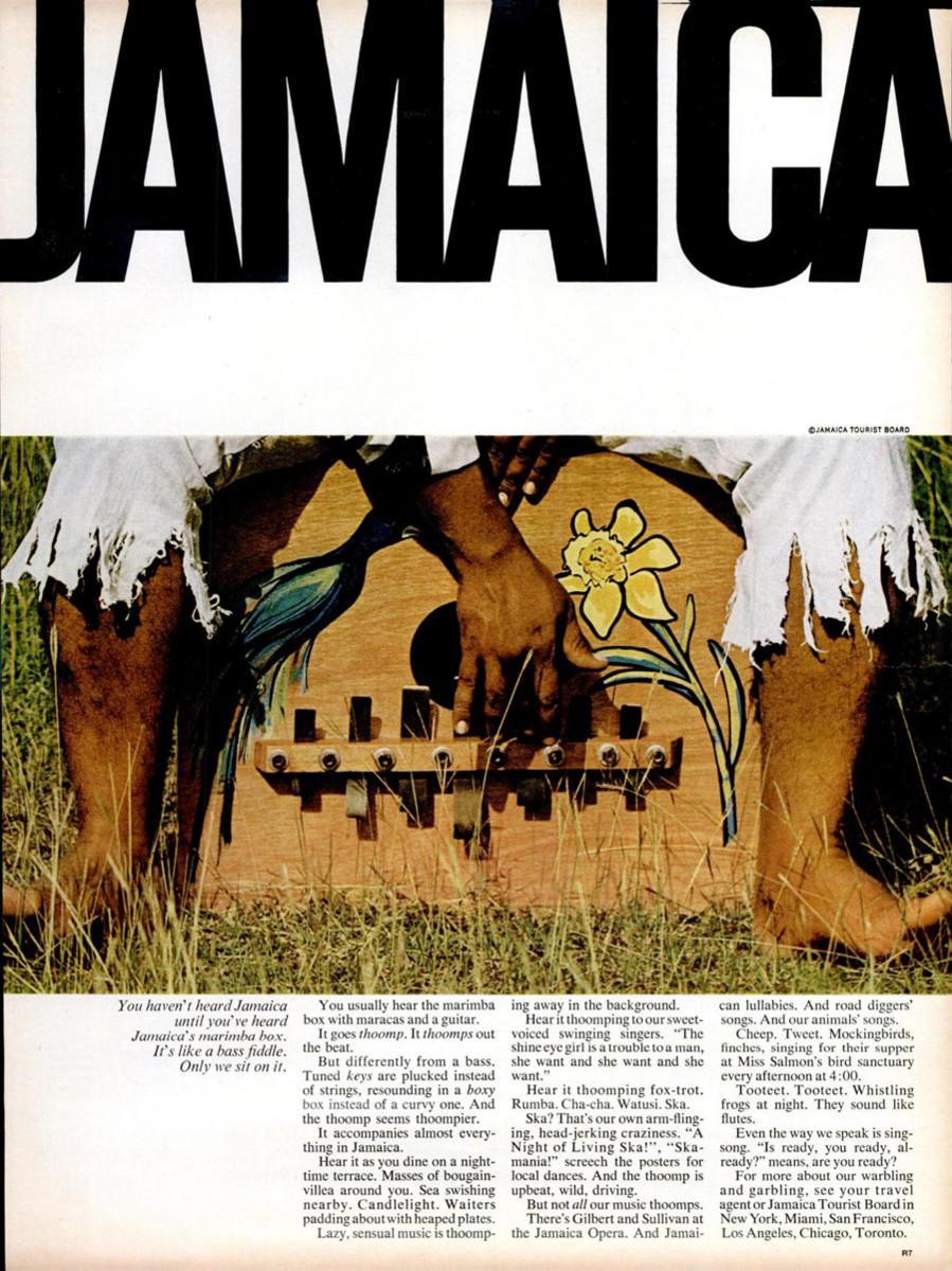 [JAMAICA]
