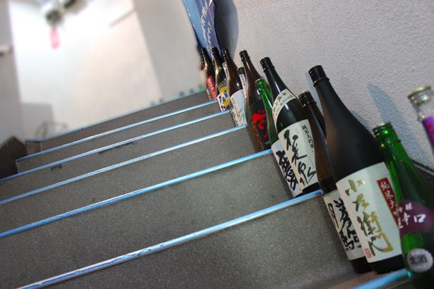 """滅多に飲めない貴重な酒も勢ぞろい!「和酒処 博多 酒虹」は、日本酒好きが集まる""""大人のドリンクバー""""だった"""