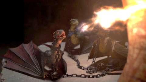 ドラゴンのドラカリス/ゲーム・オブ・スローンズシーズン2第10話【勝者】