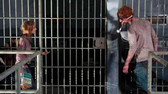刑務所 ウォーキング・デッド4