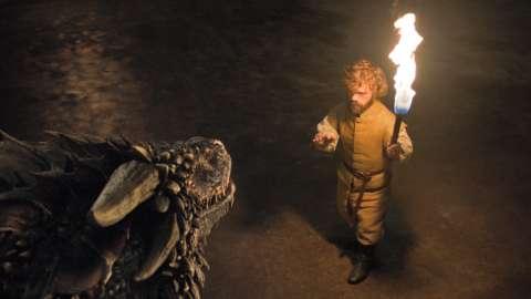 ティリオンとドラゴン