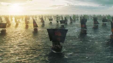 デナーリスの大船団