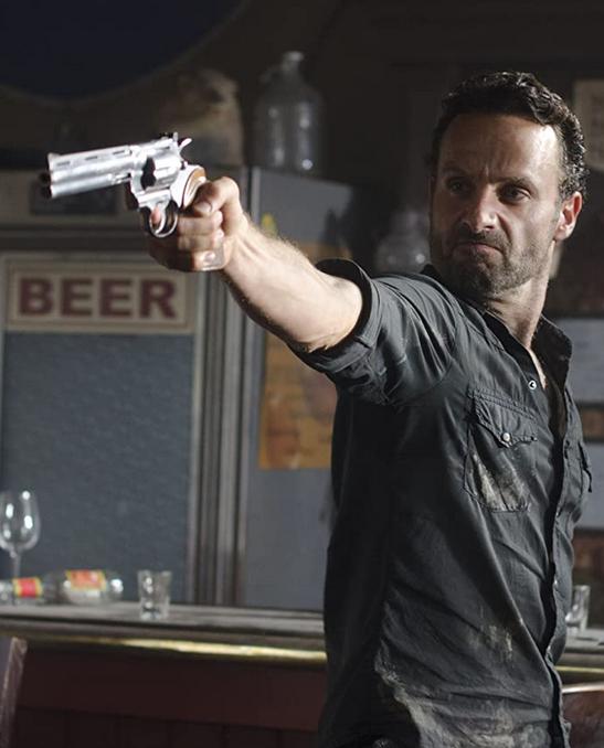 デイブとトニーを撃ち殺すリック シーズン2-8話