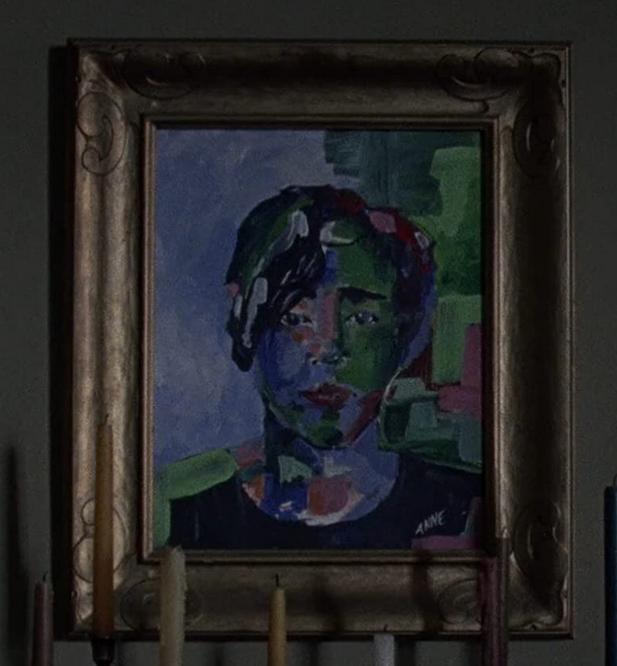 グレンの肖像画 ウォーキング・デッド10