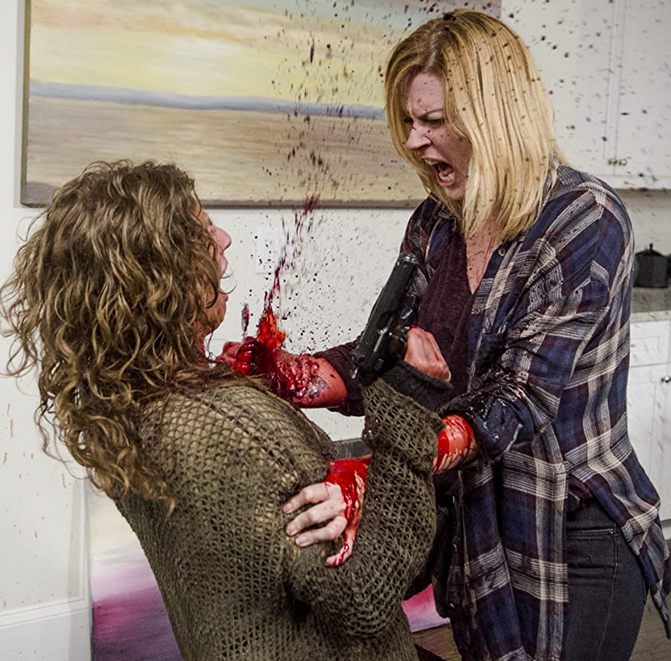 ウルフメンバーを殺害するジェシー