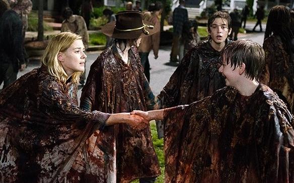 ウォーキング・デッドシーズン6-9話 ジェシーとサム