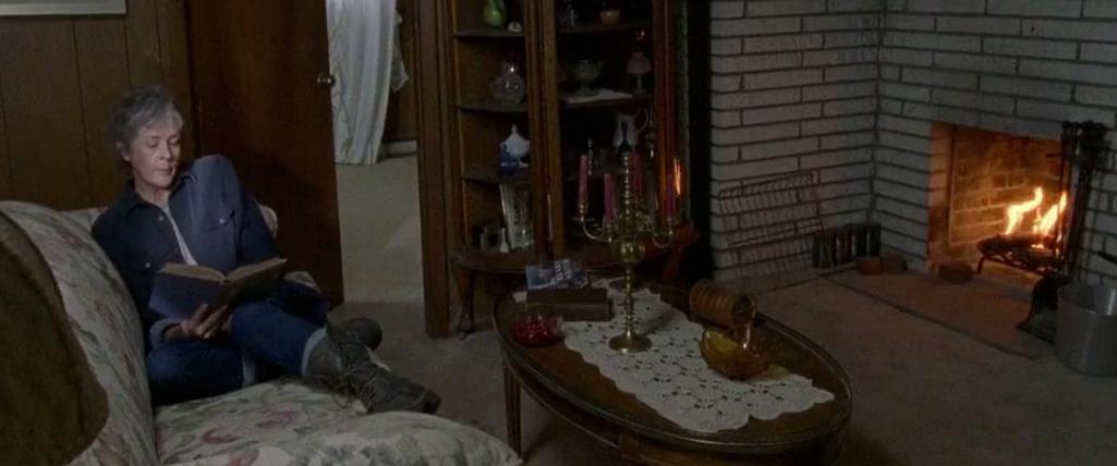 一人で済むキャロル シーズン7第8話