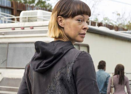 シーズン7第16話 清掃人のジェイディス