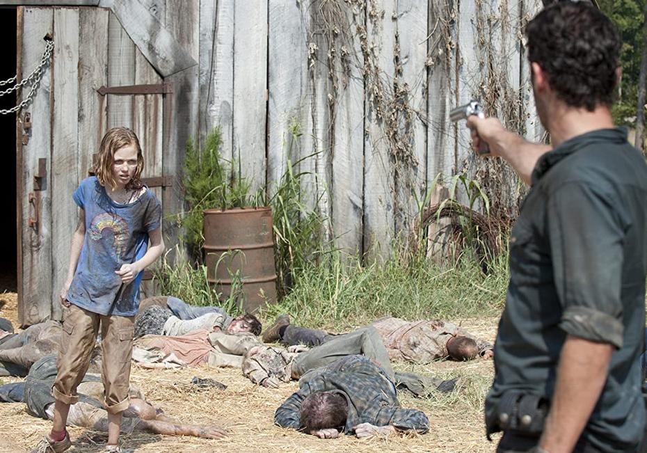死亡したソフィアとリック シーズン2第7話