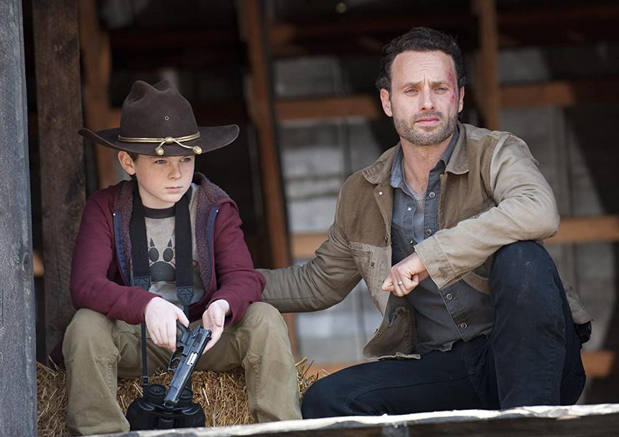 シーズン2第12話 リックとカール