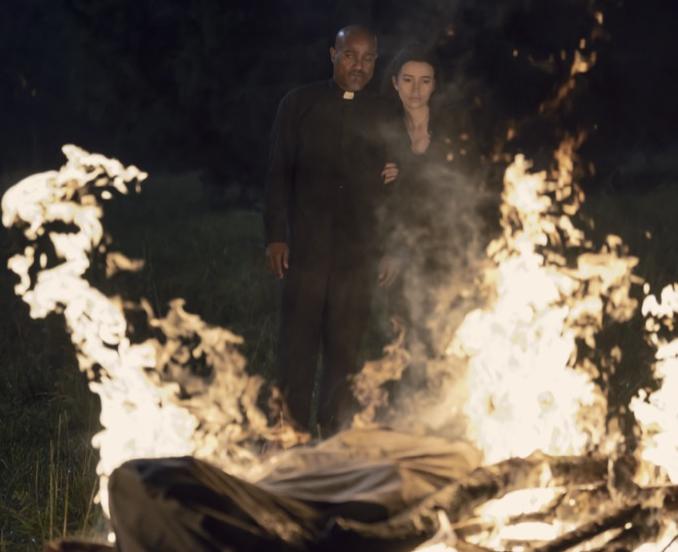セディクの火葬
