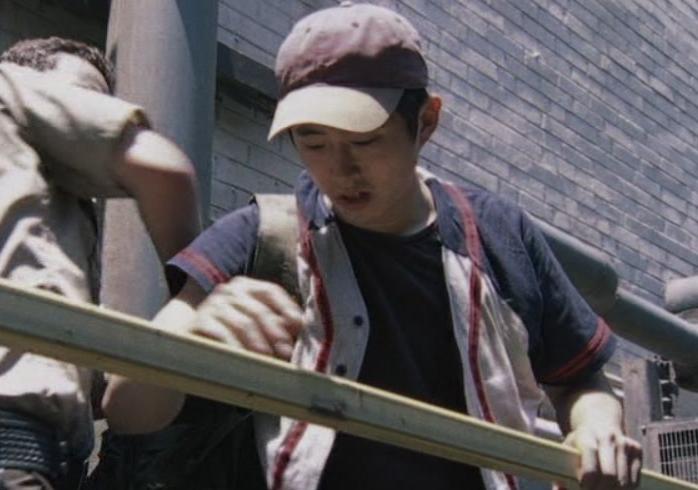 ウォーキング・デッド初登場のグレン・リー