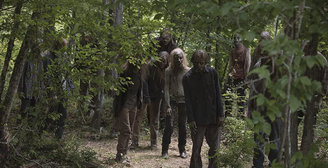 シーズン9第5話ウォーカーの群れ