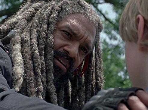 TWDシーズン8-4話 エゼキエルとヘンリー