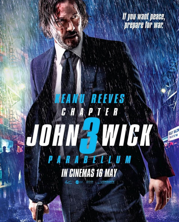 『ジョン・ウィック:パラベラム』