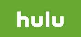 動画配信サービス huluのマーク