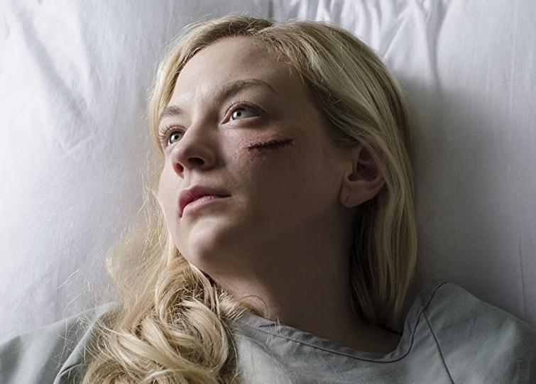 病院のベッドのベス