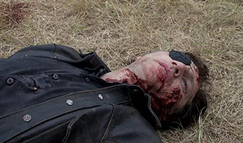 ウォーキング・デッド 総督の死亡シーン