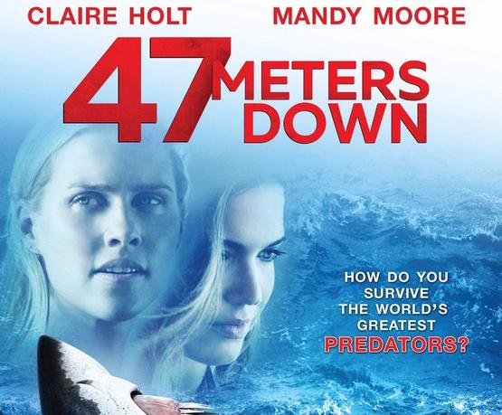 海底47mのアメリカ版ポスター
