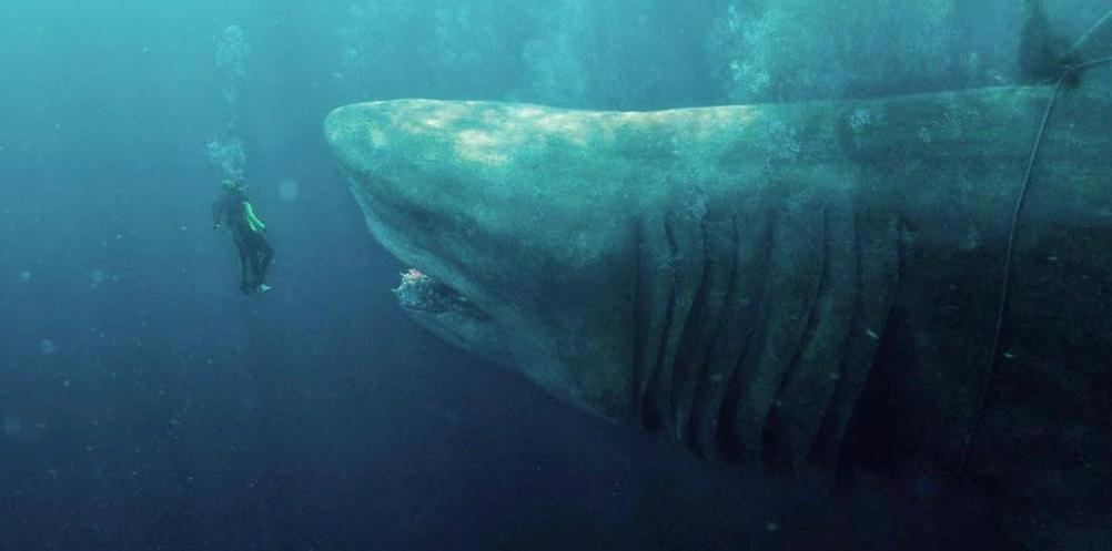 ジェイソンステイサムのメガロドン(サメ)