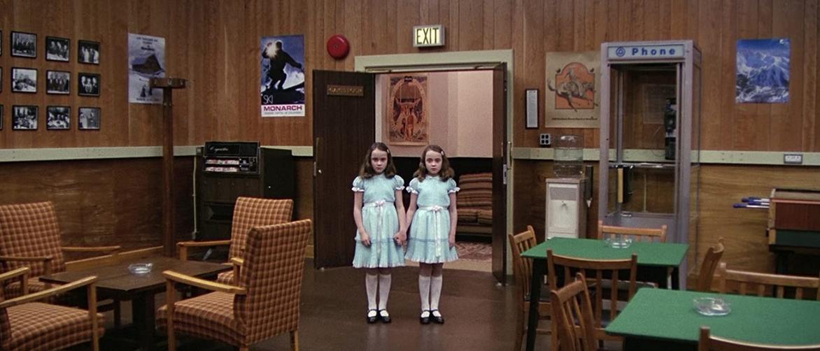 シャイニングの双子
