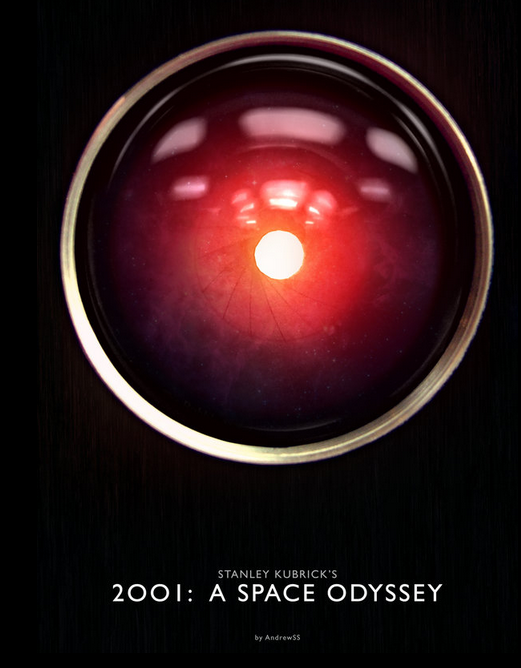 HAL9000(2001年宇宙の旅)