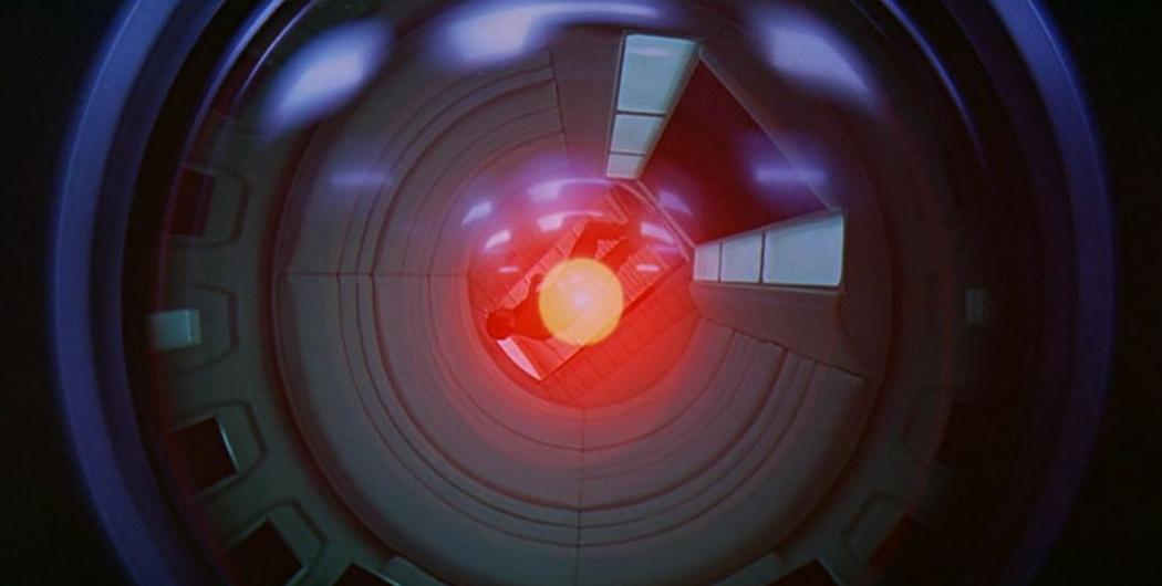 2001年宇宙の旅のハル9000