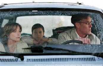 ティミーと両親