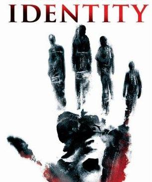 映画アイデンティティのポスター