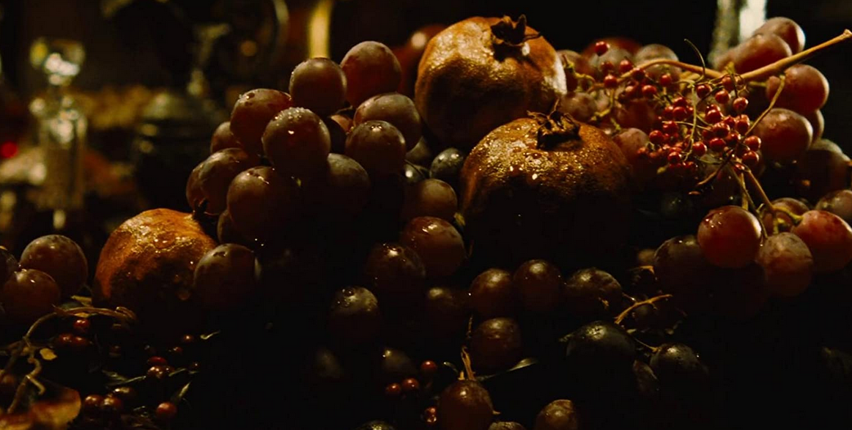 パンズラビリンスのブドウ