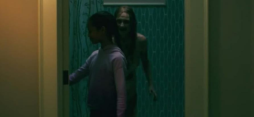 浴槽の老婆とアブラ(映画ドクタースリープ)