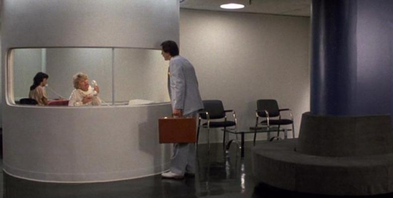 ジェリーの事務所にきたパプキン
