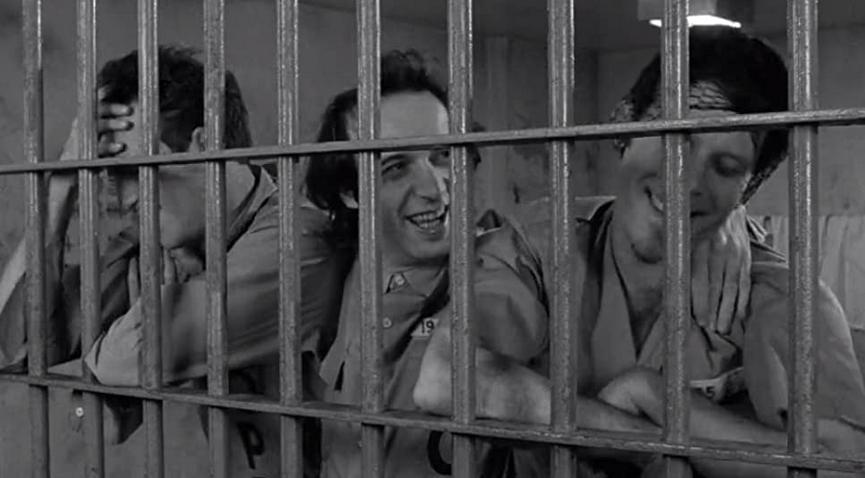 刑務所のロベルト、ザック、ジャック