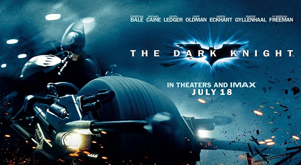 映画 ダークナイトのバットマン