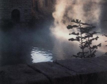 ノスタルジアの温泉地