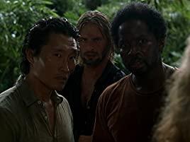 LOST(ロスト)シーズン2第4話 ジン、マイケル、ソーヤー