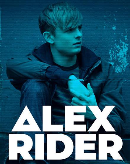 U-NEXTオリジナル『アレックス・ライダー』